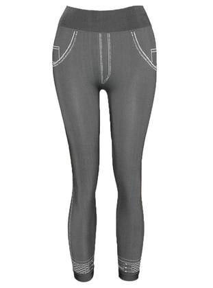 Gray - Legging