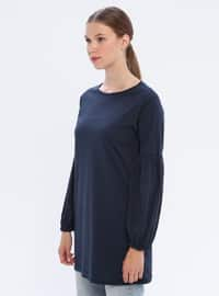 Smoke - Crew neck -  - Tunic