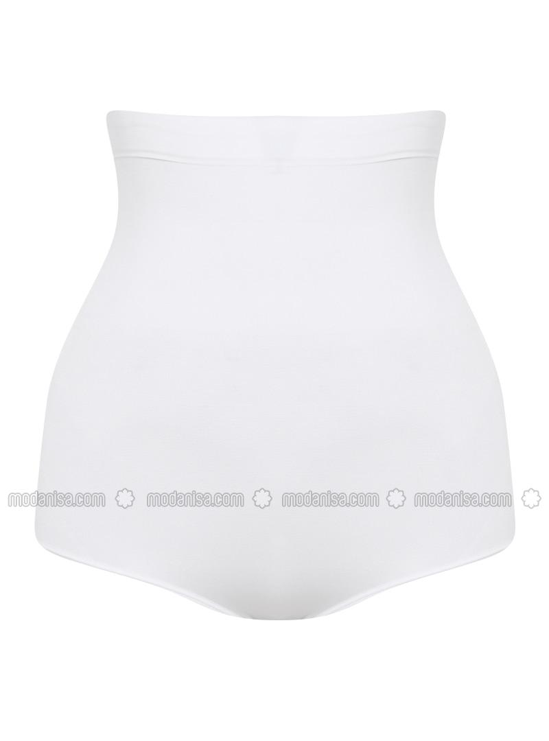 White - Corset