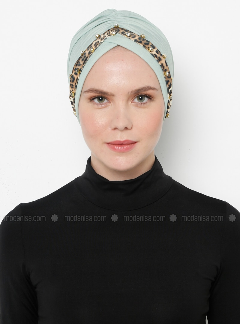 Sea-green - Simple - Bonnet