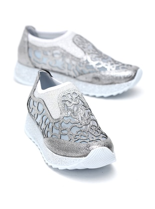 Silver tone - Sport - Shoes