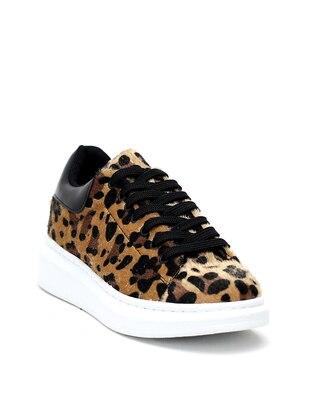 Leopard - Casual - Shoes