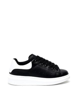 Black - Casual - Shoes - Dujour Paris