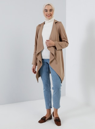 Camel - Unlined - Jacket