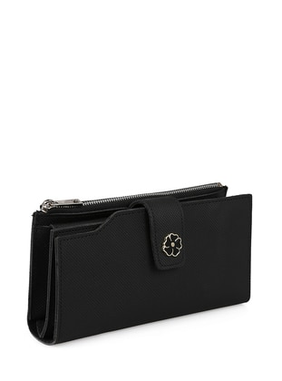Black - Wallet - Laura Ashley