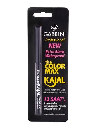 Black - Eye Kohl - GABRINI