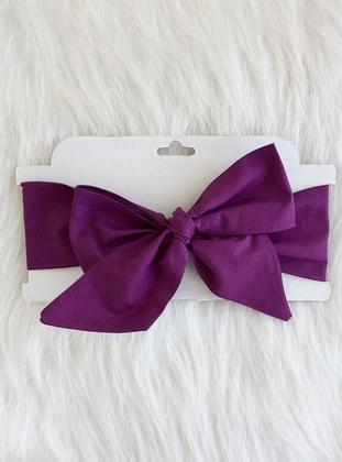 - Purple - Girls` Accessory