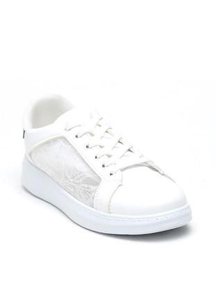 White - Smoke - Sport - Sports Shoes - Y-London