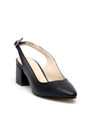 Black - Sandal - High Heel - Heels