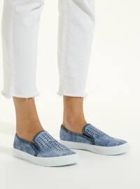 Blue - Sport - Sports Shoes