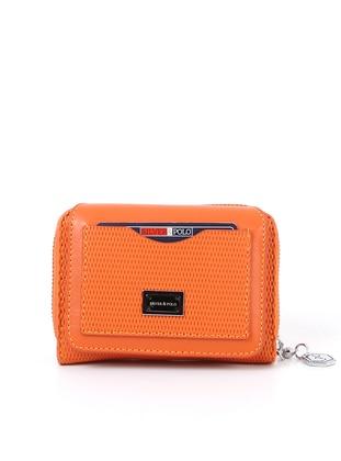Orange - Wallet