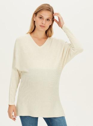 Beige - Maternity Vest - LC WAIKIKI