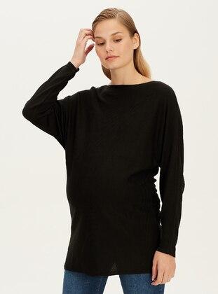 Black - Maternity Vest - LC WAIKIKI