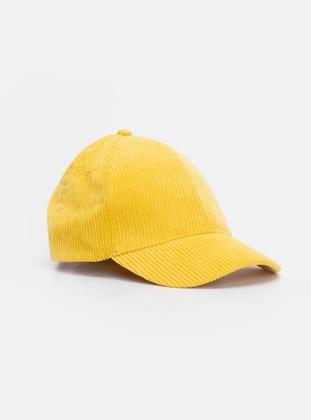 Yellow - Hat - LC WAIKIKI