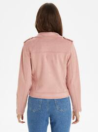Pink - Puffer Jackets