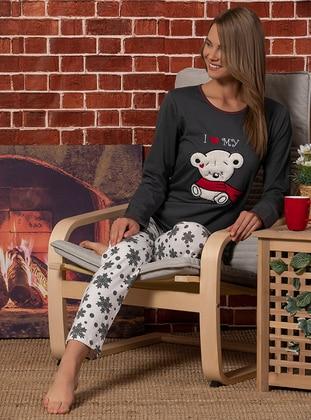 Anthracite - Pyjama