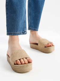 Nude - Sandal - Slippers