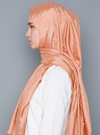 Onion Skin - Digital Printing - Shawl