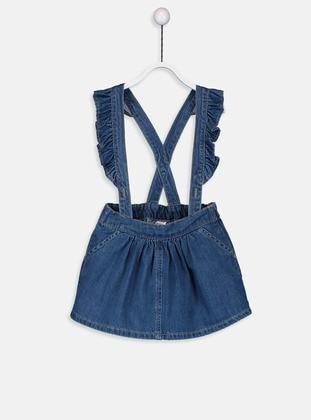 Indigo - Baby Skirt