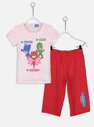 Pink - Girls` Pyjamas