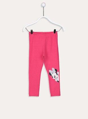 Fuchsia - baby tights