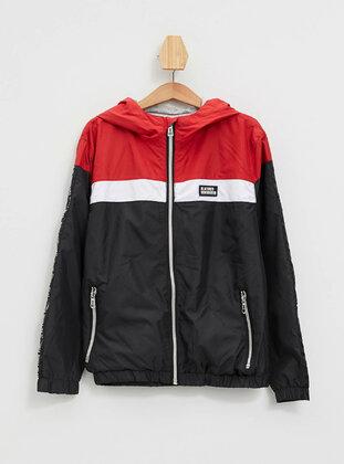 Red - Boys` Raincoat - DeFacto