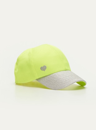 Yellow - Girls` Hat - LC WAIKIKI