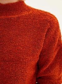 Orange - Jumper