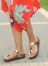 Copper - Sandal - Sandal