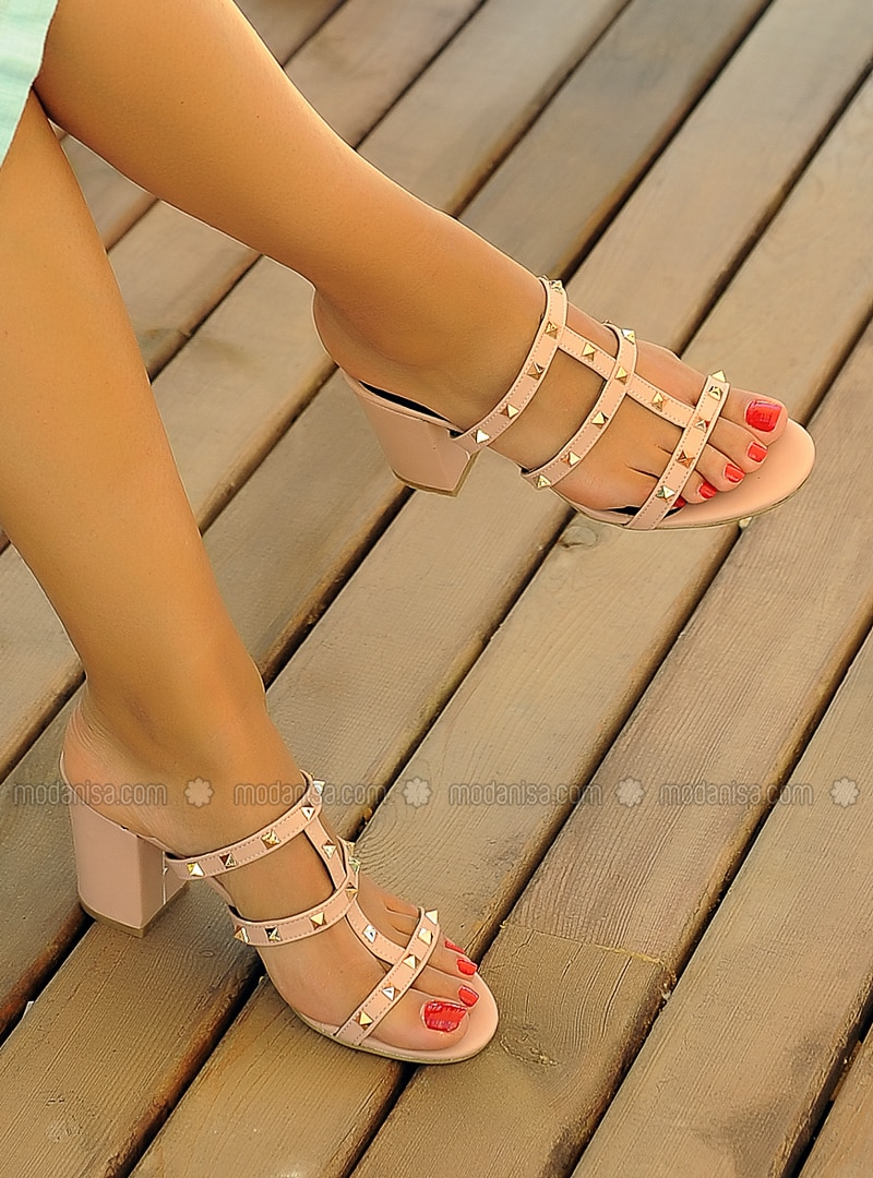 Powder - High Heel - Shoes