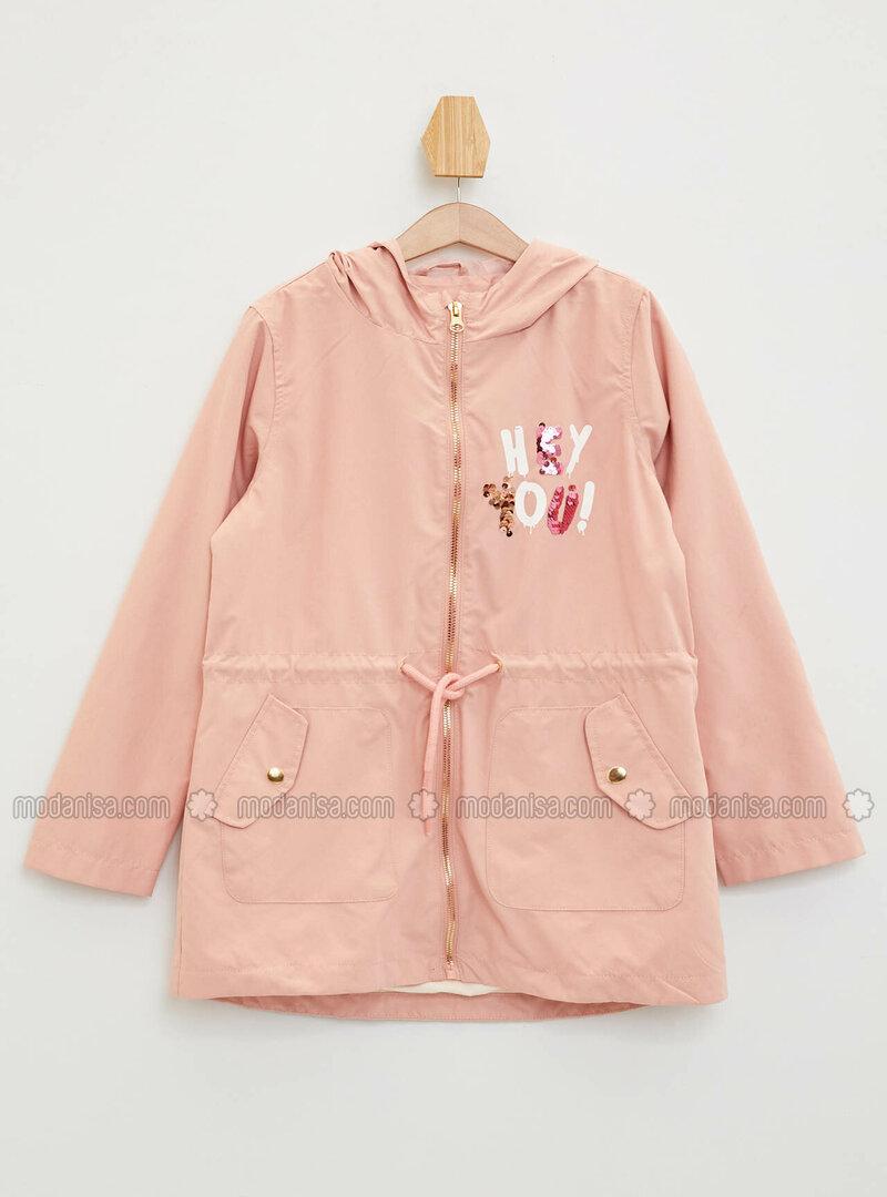 Maroon - Girls` Jacket