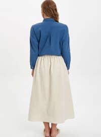 Ecru - Skirt