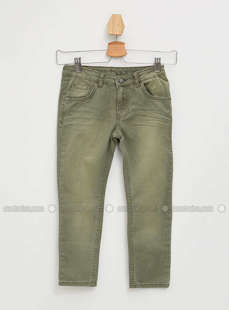 Khaki - Boys` Pants