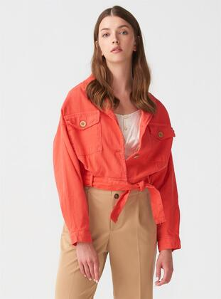 Coral - Puffer Jackets