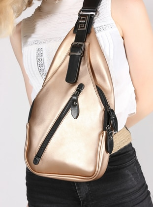 Bronze - Shoulder Bags