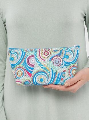 Blue - Clutch Bags / Handbags