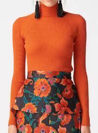 Orange - Knitwear