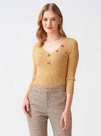 Yellow - Knitwear