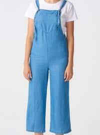 Blue - Jumpsuit