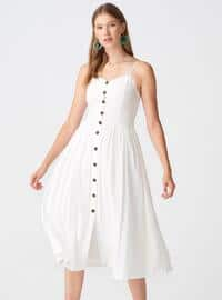 Ecru - Dress