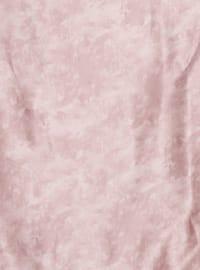 Powder - Printed - Plain - %100 Silk - Scarf