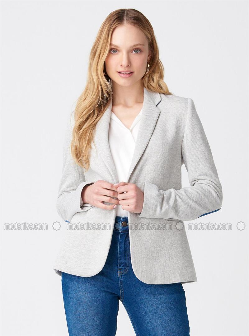Gray - Jacket