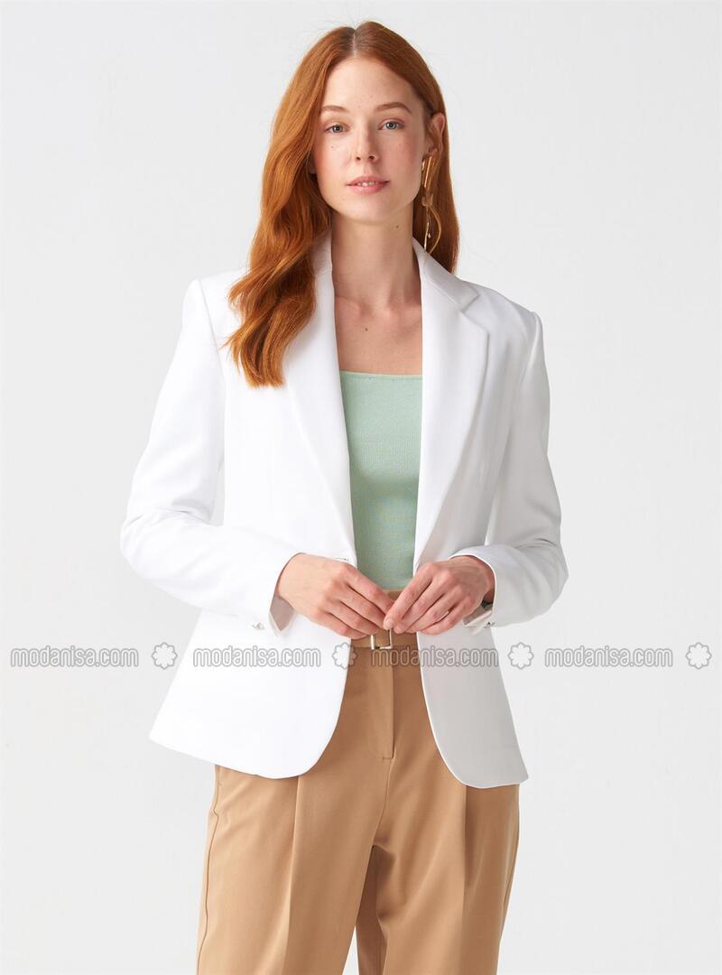 White - Jacket