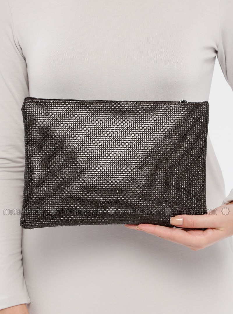 Anthracite - Clutch Bags / Handbags