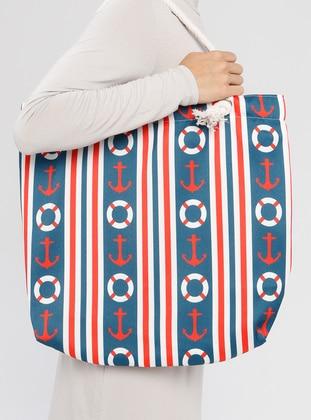Satchel - Multi - Beach Bags - THİNKSO