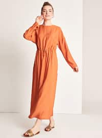 Terra Cotta - Unlined - Viscose - Suit