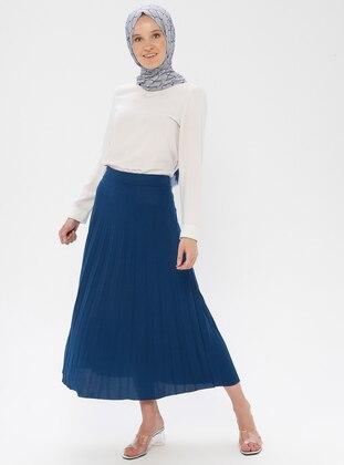 Petrol - Unlined -  - Skirt