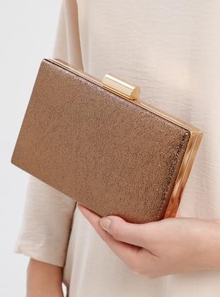Copper - Clutch Bags / Handbags