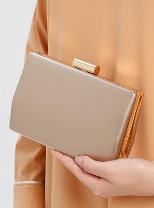 Bronze - Clutch Bags / Handbags
