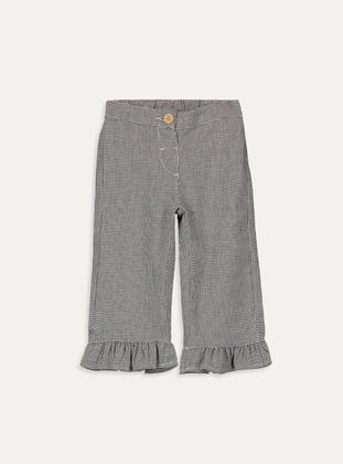 Black - Baby Pants - LC WAIKIKI